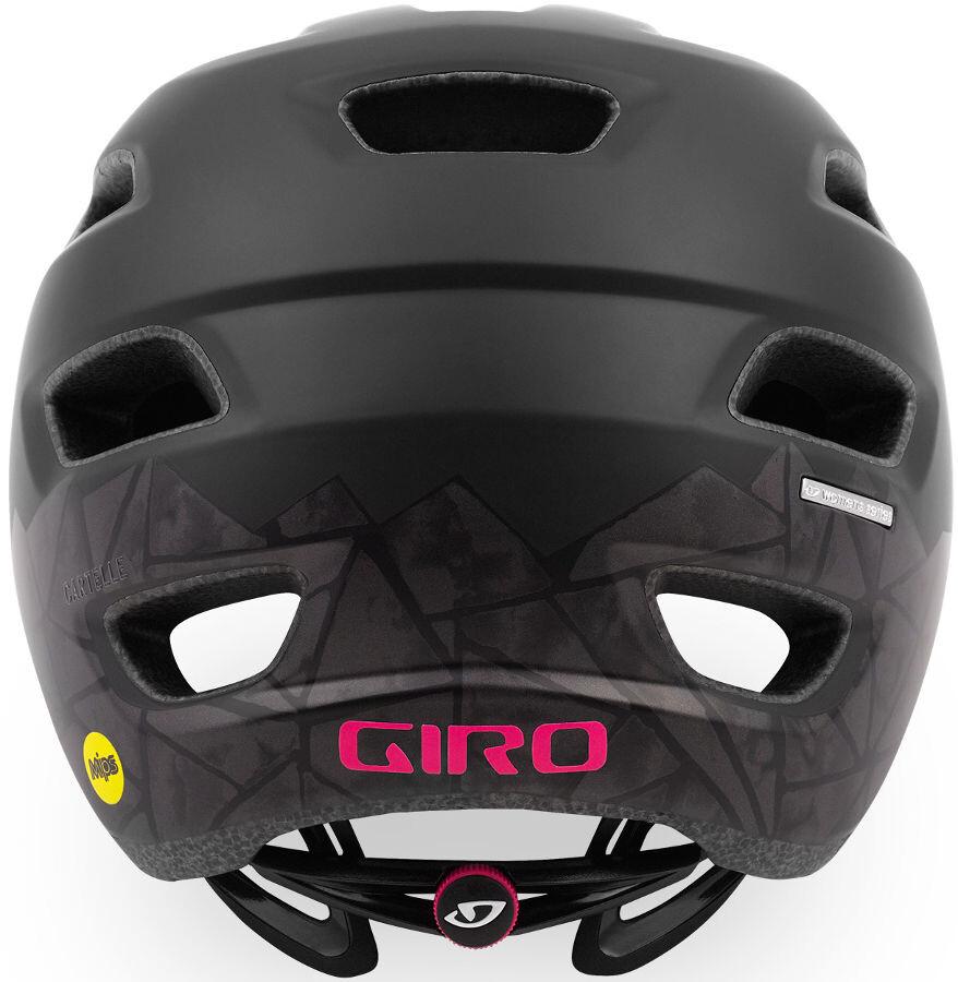 giro cartelle mips bike helmet black at. Black Bedroom Furniture Sets. Home Design Ideas